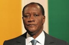 Ivory Coast's Ouattara says 'someone must be responsible' for poll deaths