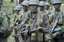 DR Congo army says Burundi rebels forced from strongholds