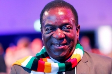 'Don't lose sleep over demos... opposition is making unnecessary noise', says Zim president