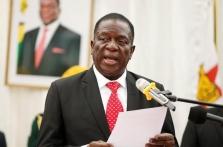 Zimbabwe's Mnangagwa says new investment law to open economy