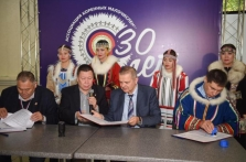 Nornickel announces comprehensive support programme for the Taimyr's indigenous people