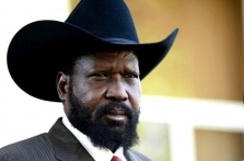 South Sudan's Kiir vows to honour peace deal army funding