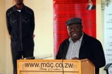Zimbabwean opposition leader is buried in rural home