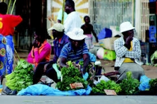 Zim soldiers, riot police force vendors off the streets amid deadly cholera outbreak