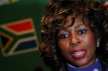 Anti-Zuma MP quits South Africa's