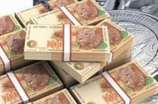 South Africa's rand firms as dollar slides, stocks jump