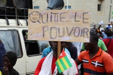 Togo security forces clash with protesters in north, boy killed