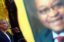 Jacob Zuma leaves prison on medical grounds